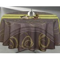 Nappe ronde Boreale Anis